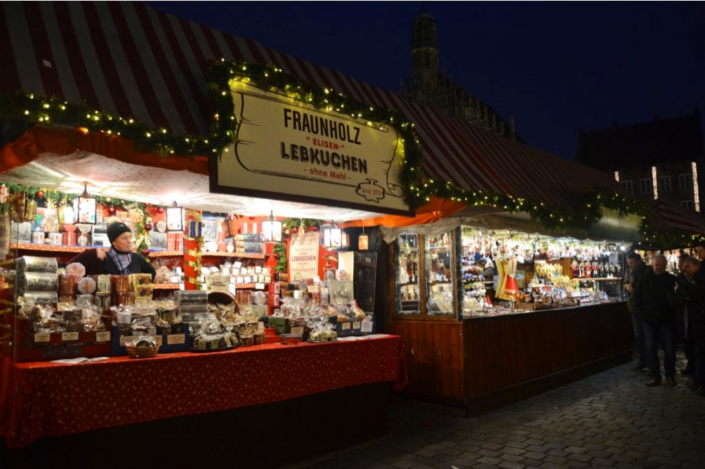 Mercatini di Natale a Norimberga, Baviera