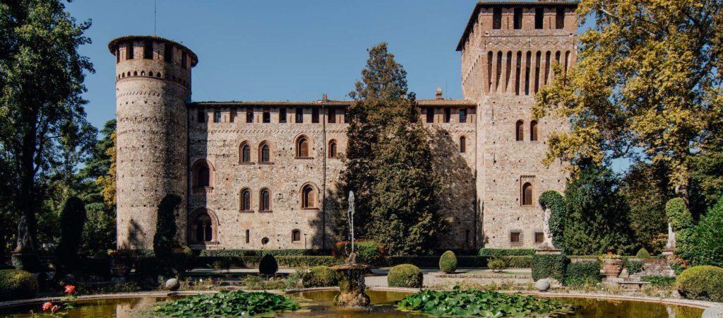 Castello del 1395 a Grazzano Visconti